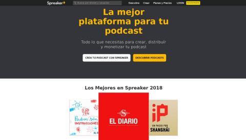 Podcast en España