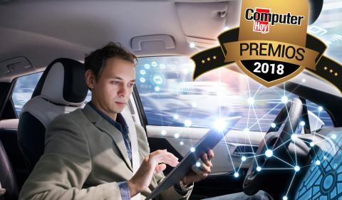 Premios computerhoy coche conectado