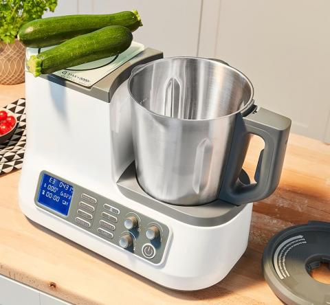 Robot de cocina Aldi