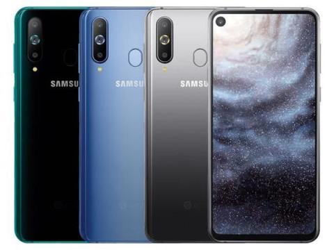 Samsung apuesta por poner la cámara en la pantalla de sus celulares