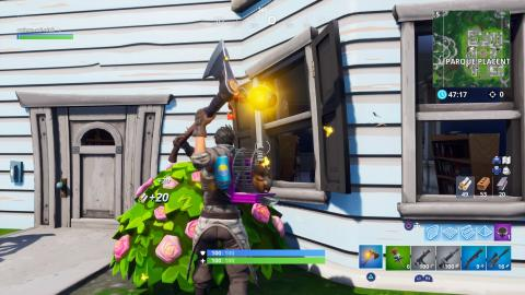 Timbres Fortnite Temporada 7