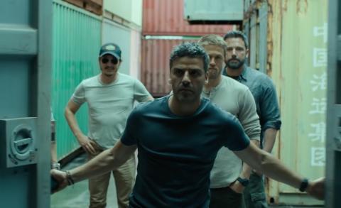 Triple Frontera, der neue Netflix-Thriller