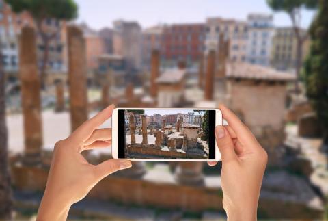 Turismo foto Roma