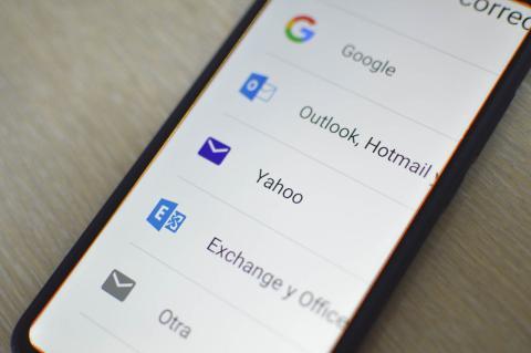 Yahoo en Gmail