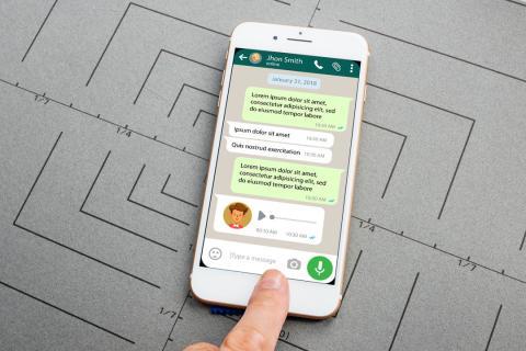 Nueva función WhatsApp