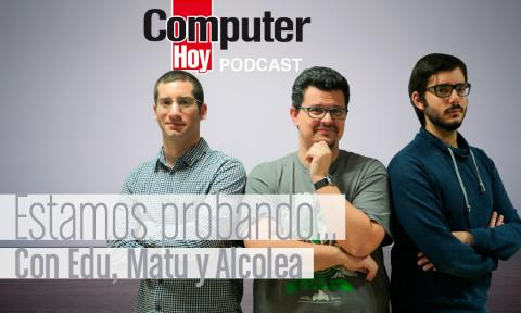 Podcast Estamos probando...