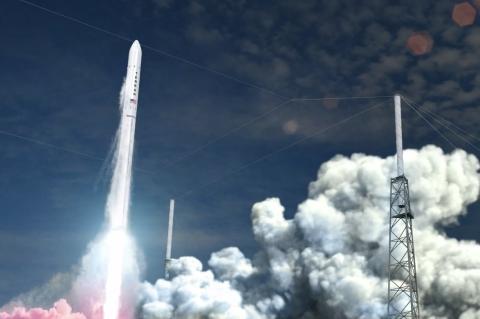 Cohete Terran 1