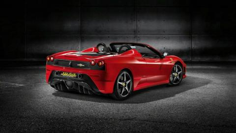 Ferrari F430 Spider 16M