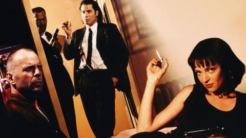 Pulp Fiction, y otras películas que cumplen 25 años
