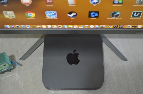 Análisis Mac Mini 2018