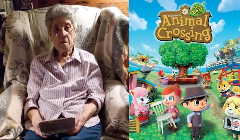 Abuela Animal Crossing