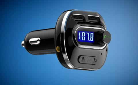 Adaptador Bluetooth coche