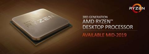 AMD Radeon VII y Ryzen 3