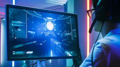 Los mejores monitores para jugar con la PS4 Pro