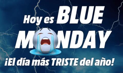 Blue Monday MediaMarkt