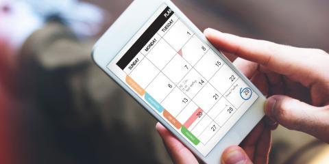 Aplicación de calendario