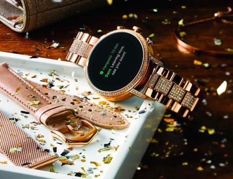 90ae21a85518 Google compra tecnología de los relojes Fossil