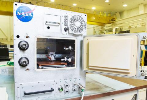 Impresora 3D de la NASA