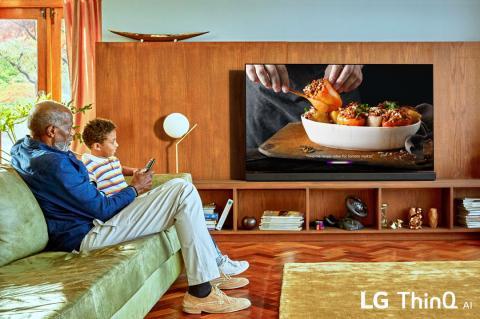 lg tv 2019