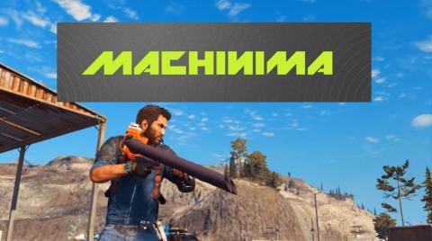 Cierra Machinima