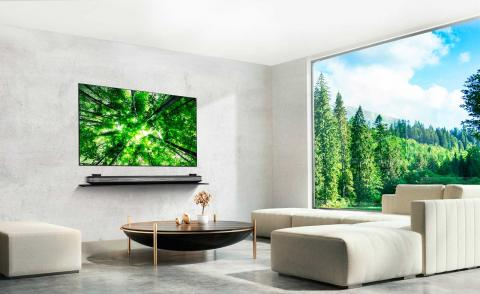 mejores tv oled 2018