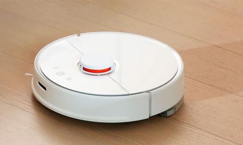 mi robot vacuum 2