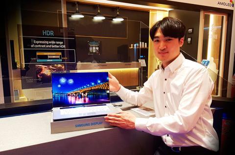 monitor oled 4k portatil samsung