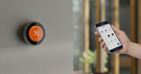 nest termostato inteligente