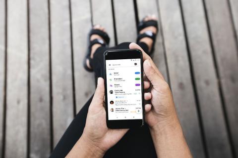 nuevo gmail para moviles