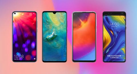 Honor View 20 comparativa