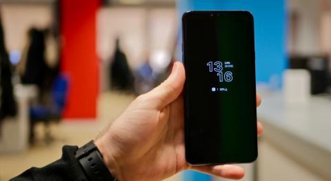 Galería de fotos del diseño del LG V40 ThinQ
