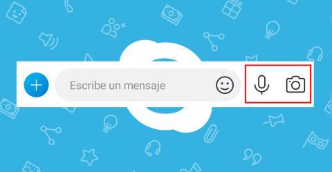 Skype móvil