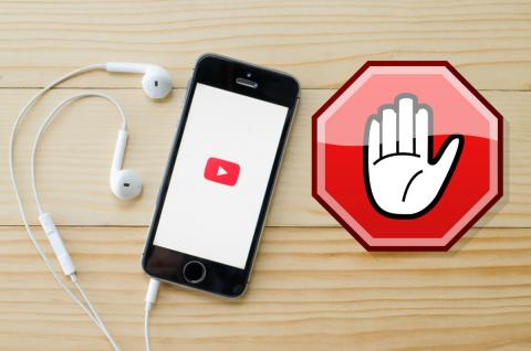 YouTube Strike