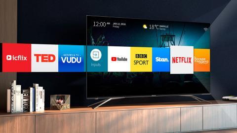 Hisense ULED así son los televisores que cambiarán tu forma de ver la TV