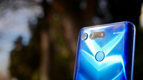 Honor View 20, diseño