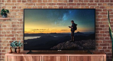 Oferta tele 4K barata Samsung UE55NU7093