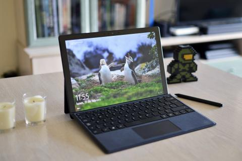 Análisis Surface Pro 6