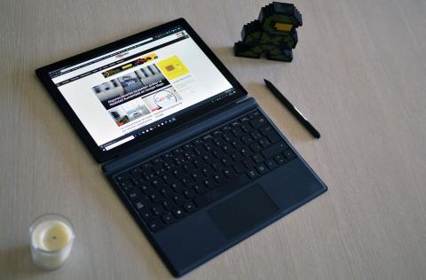 Análisis Surface Pro 6