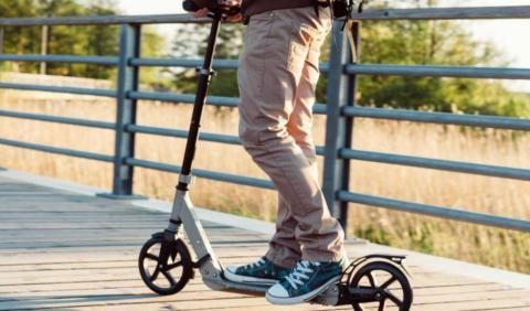 El número de fallecidos en accidentes con patinetes eléctricos puede triplicarse en 2019