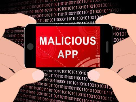 app maliciosa