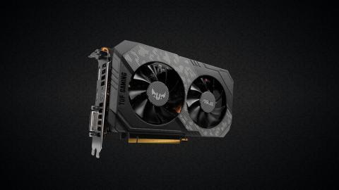 Asus GeForce GTX 1060 Ti