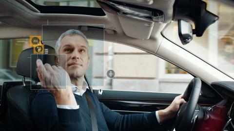 BMW Natural Interaction