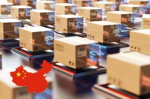 Cómo devolver un paquete a China
