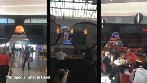 Gafas que bloquean las pantallas