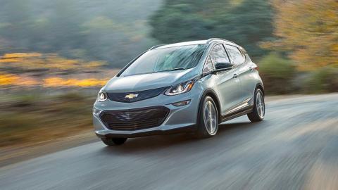 GM podría estar perdiendo dinero con el coche eléctrico