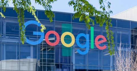 Google sede edificio