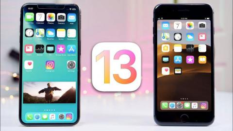ios 13 iphone se compatibility
