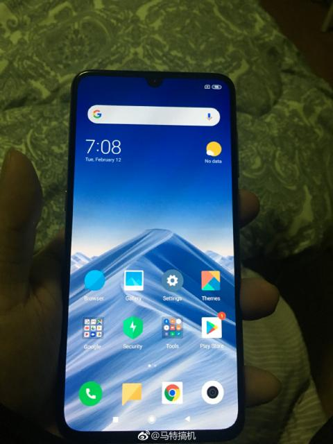 Fotos filtradas Xiaomi Mi 9