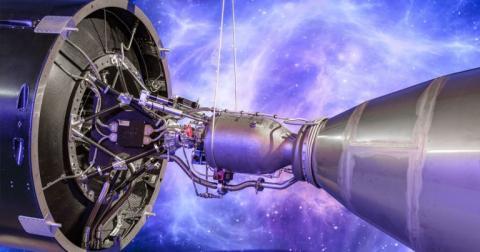 Cohete 3D Orbex