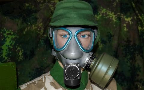 Máscara de gas de Nokia